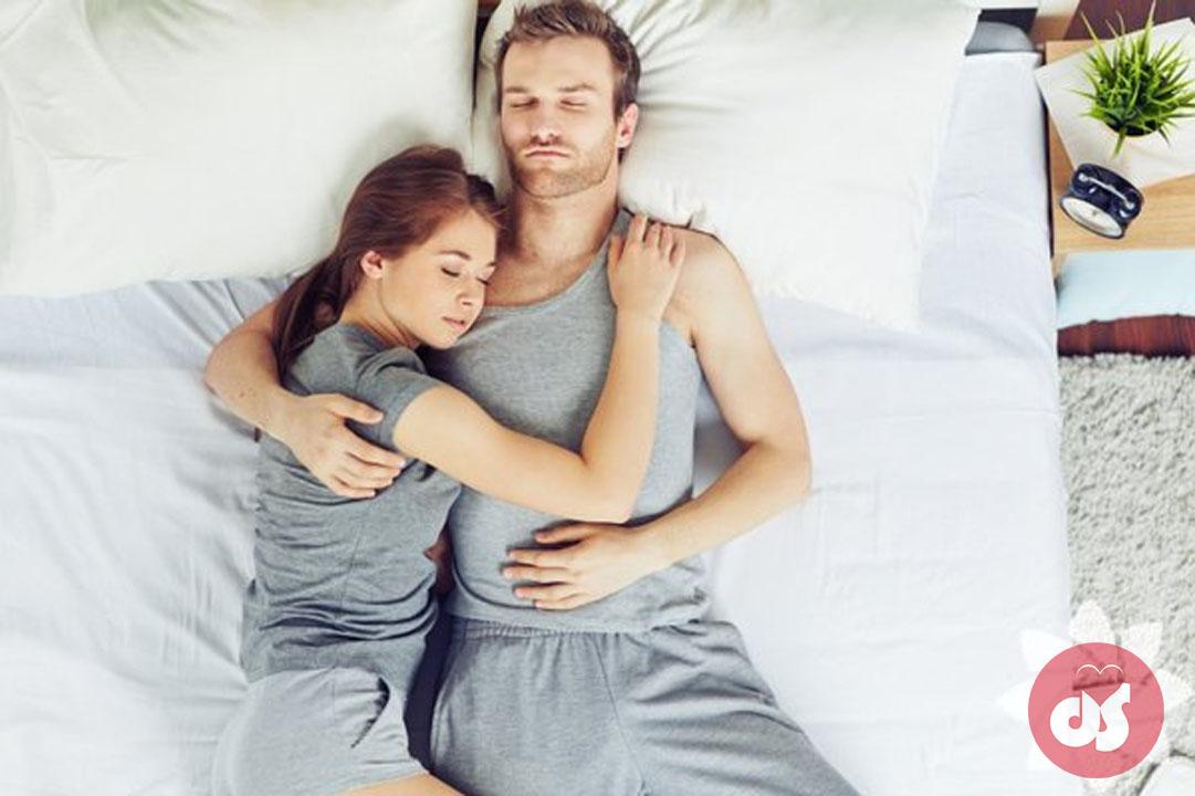 evlilikte yatak