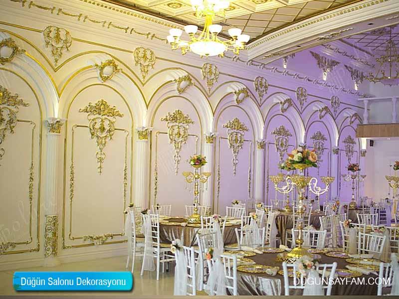 dugun salonu dekorasyonu